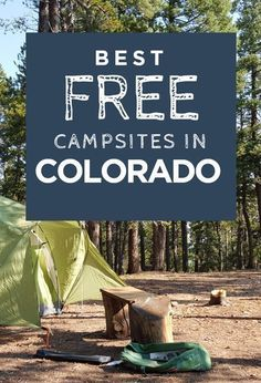 Free Campsites in Colorado Camping season is here! Find out the best places to camp for free in Colorado!Camping season is here! Find out the best places to camp for free in Colorado! Estes Park Colorado, Aspen Colorado, Denver Colorado, Colorado Springs, Colorado Trip, Colorado Quotes, Visit Colorado, Colorado Mountains, Rocky Mountains
