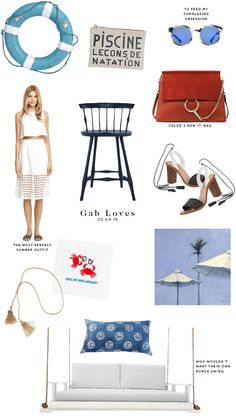 Gab Loves: Nautical