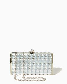 Crystal Starlet Clutch | Evening Bags - RSVP Special Occasion  | charming charlie
