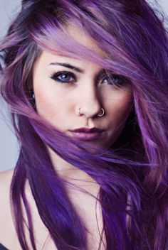 is it weird that part of me wants to dye my hair this color!?!? :)