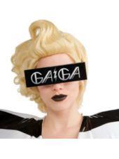 #partycity #halloween Lady Gaga Glasses-Party City