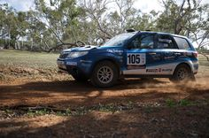 Australasian Safari Rally 2013 Day Three: Leg 2 Photo & Image Gallery