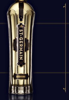 If you haven't tried this yet....you NEED to!!! St. Germain Elderflower Liqueur by St. Germain