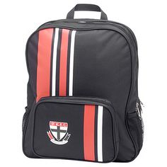 AFL St Kilda Saints Backpack, Callum would love this for his birthday