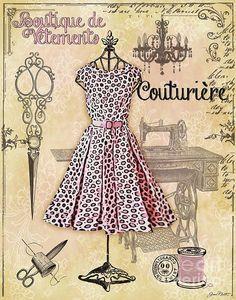 French Dress Shop-a