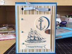 Happy Birthday Male by S123VIV - Cards and Paper Crafts at Splitcoaststampers