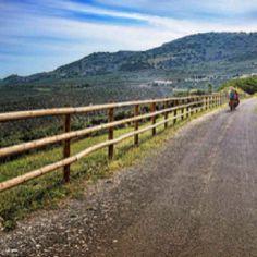 Vía verde de la Subbética- green way- Córdoba-Andalucía