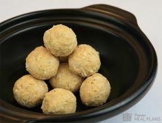 Diabetic Snack: Peanut Butter Protein Balls