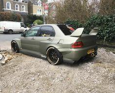 #Mitsubishi #Lancer #Evolution