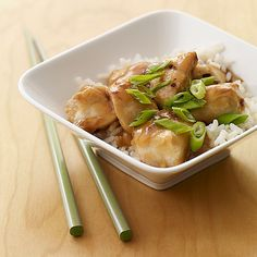 General Tso's Chicken Recipe | Weight Watchers