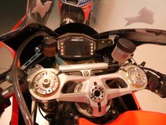 Ducati factory superbike dash