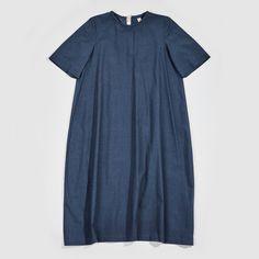 Bask  Dress - Teal