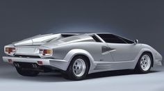 Lamborghini 25th Anniversary Countach