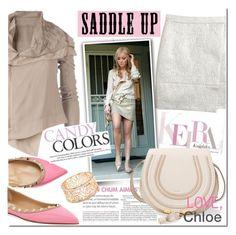"""Saddle Up!"" by mada-malureanu ❤ liked on Polyvore"