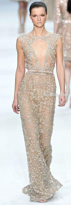 Elie Saab Spring/Summer 2012/2013 Haute Couture