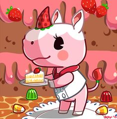 Animal Crossing Merengue