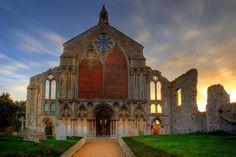 Binham Priory, North Norfolk