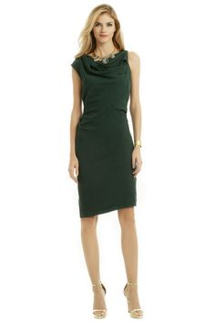 Vivienne Westwood Anglomania Green For You Dress