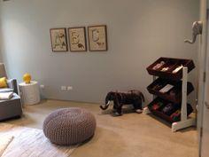 Project Nursery - Oeuf Toy Storage