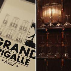 Grand Pigalle, le ba