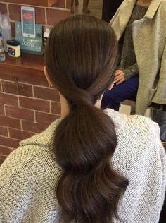 Formal Hairstyles, Ponytail Hairstyles, Summer Hairstyles, Wedding Hairstyles, Hairstyles Videos, Bob Hair, Curly Hair Styles, Peekaboo Hair, Aesthetic Hair