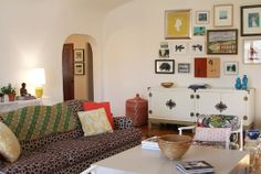 Some inspiration for our own Spanish-California-style house