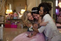 Stef, Mariana, and Lena Foster show a different kind of power, the power of family and love - watch The Fosters on ABC family (season four starting in June)