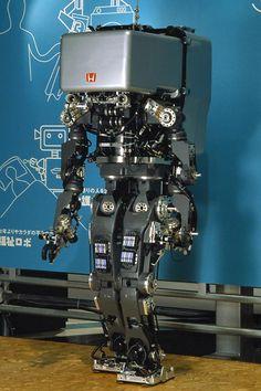 Honda Bipedal Robot 1993