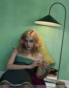 Vogue Nippon September 2005, Colour Council, Vogue NIPPON Corrine Day