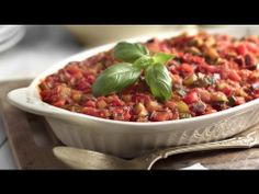 Ratatouille - Marco Pierre White recipe video for Knorr