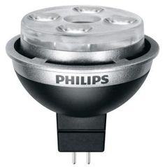 Philips EnduraLED (TM) Dimmable 50W Replacement (10W) MR16 LED Light Bulb with GU5.3 Base - Warm White (3000K) $34.95