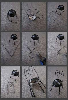 Fabriquer des chaises ou autres objets avec des bouchons de champagne ! - Idée - Dowize