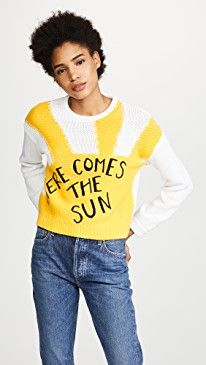 New alice   olivia Leena Cropped Sweater online. Find the  great Cloth and Steel Clothing from top store. Sku ymhp80447ygzf89957