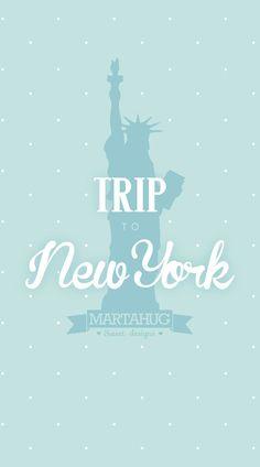 NEW YORK wallpaper by MARTAHUG