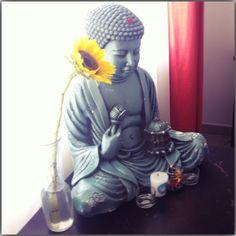 My Buddha! #abhyasayoga Costa Rica