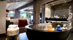 Villa de luxe à Verbier