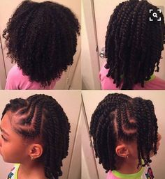 617 Best Kids Natural Hairstyles Images In 2019 Braids For Kids