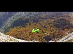 Wingsuiting | Sass Pordoi, Italy & Vuardes, France