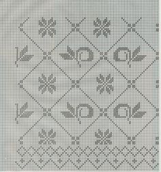 Antique Pattern Library is a free library of vintage lace