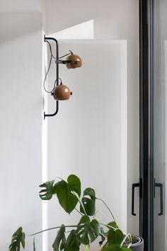 Industrieel appartement in Belgrado vol planten en designstukken - Roomed