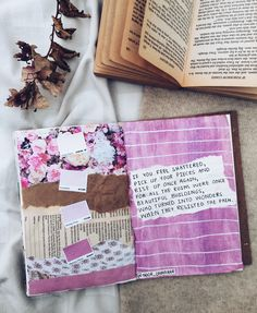 'if you feel shattered, pick up your pieces and rise up again, for the all the ruins were once beautiful buildings, who turned into wonders when they resisted the pain' NEW POST: best of art journal and poetry from the month of October // journaling, flatlay, crafts, scrapbooking, diy, notebook, tumblr aesthetics, photography, instagram ideas inspiration, words, passion, quotes, lifestyle creative bloggers,poem by Noor Unnahar //