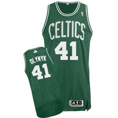 Revolution 30 Celtics  41 Kelly Olynyk Green(White No.) Stitched NBA Jersey 3036881a2