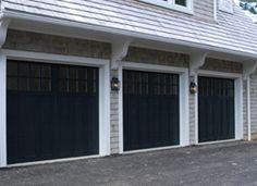 Kinda Want A Black Garage Door To Match The Shutters On Our House. Not Sure