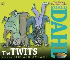 Roald Dahl: The Twits (Audiobook Extract) read by Richard Ayoade by Penguin Books UK on SoundCloud Roald Dahl The Twits, Roald Dahl Books, Penguin Books Uk, Mean Jokes, Richard Ayoade, Innocent Child, Famous Books, Practical Jokes, Free Comics