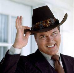 """Dallas--I can hear him going """"hello darlin"""""""