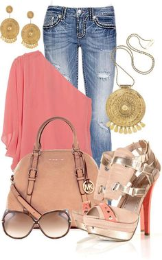 Chic Outfit | Pink |