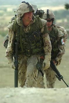 Canadian forces in Afghanistan