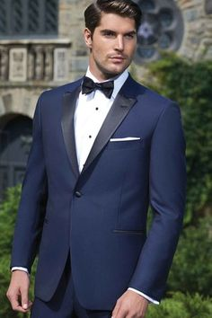 Ike Behar, navy tux, navy jacket, black tux, modern, slim fit, Justin Timberlake, groom, prom, wedding