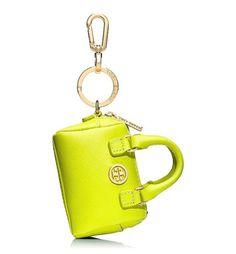 Wish Wednesday, I love this Tory Butch key fob.