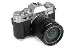 Cámara evil - Fujifilm X-T10 Plata + XC 16-50 mm, WiFi